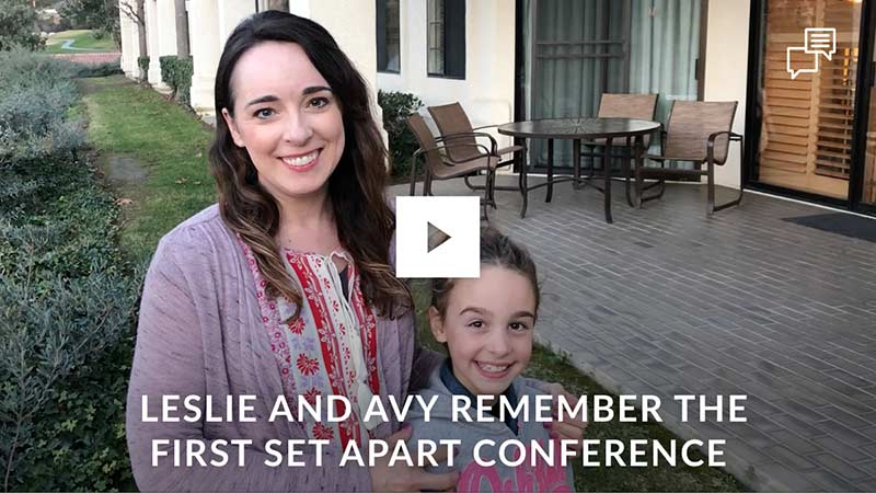 leslie-and-avy-remember-the-first-set-apart-conference