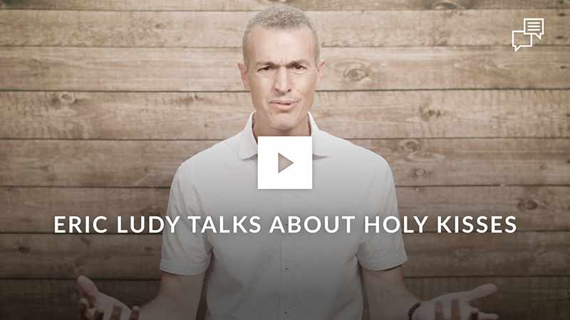 Eric Ludy Talks About Holy Kisses