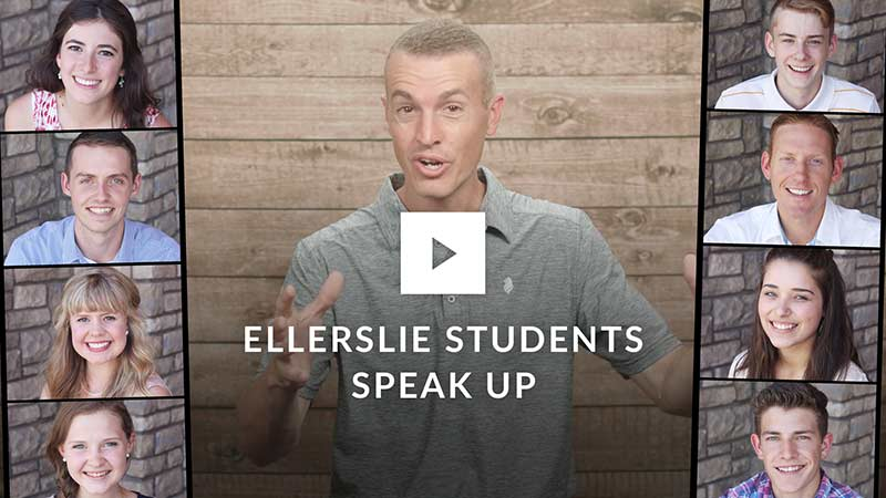 Ellerslie Students Speak Up