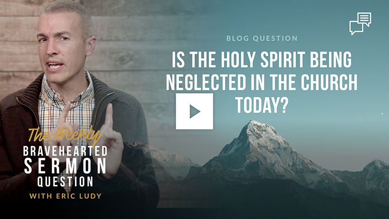 is-the-holy-spirit-being-neglected-in-the-church-today