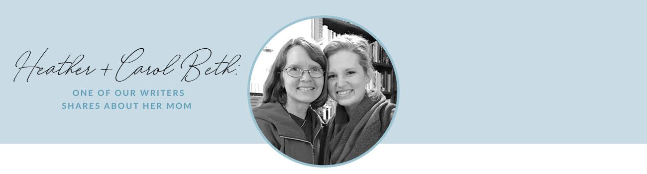 Heather and Carol